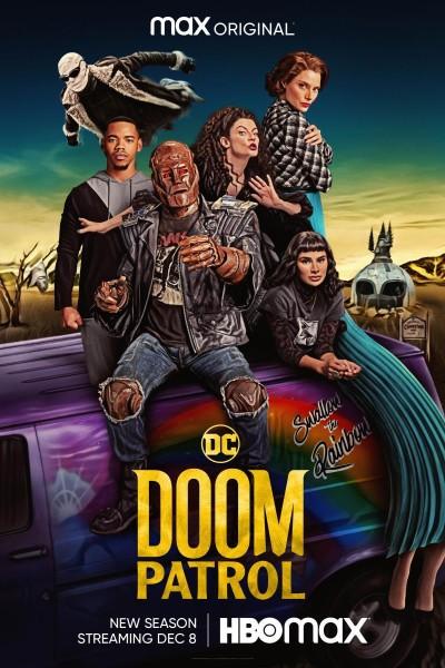 Caratula, cartel, poster o portada de Doom Patrol