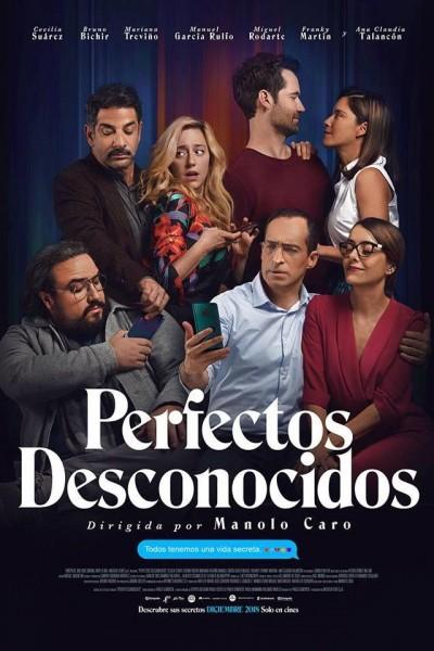 Caratula, cartel, poster o portada de Perfectos desconocidos