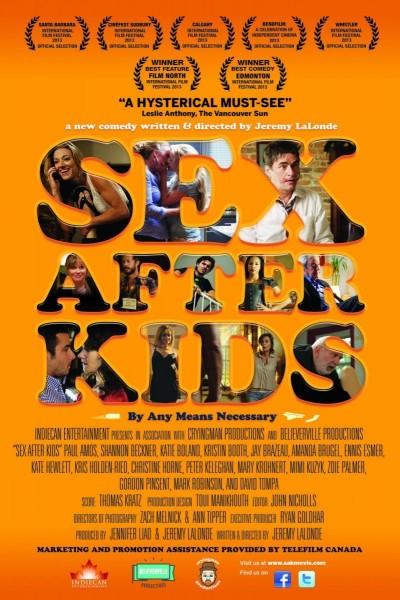 Caratula, cartel, poster o portada de Sex After Kids