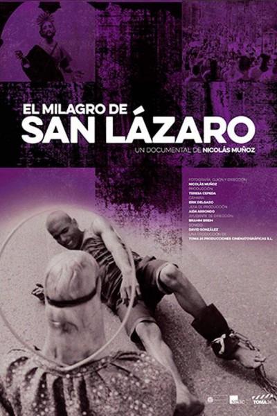 Caratula, cartel, poster o portada de El milagro de San Lázaro