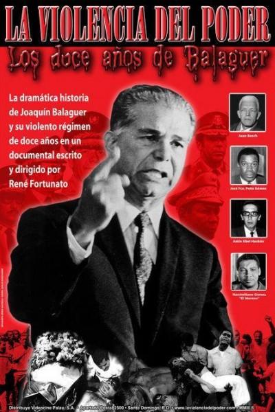 Caratula, cartel, poster o portada de Balaguer: La violencia del poder