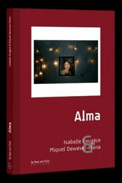 Caratula, cartel, poster o portada de Alma. Hija de la violencia