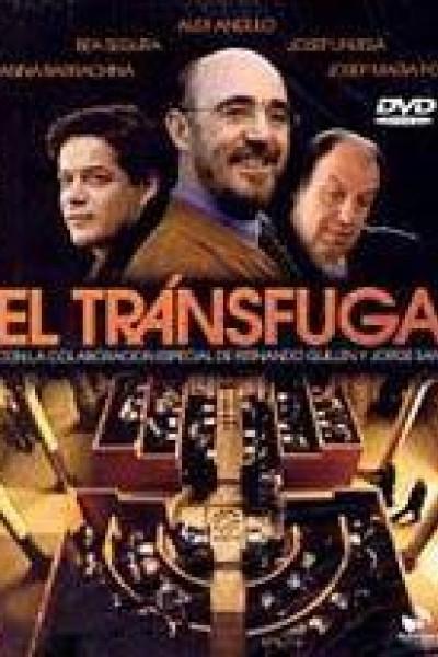Caratula, cartel, poster o portada de El tránsfuga