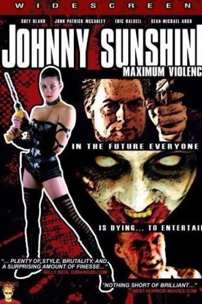 Caratula, cartel, poster o portada de Johnny Sunshine Máxima Violencia