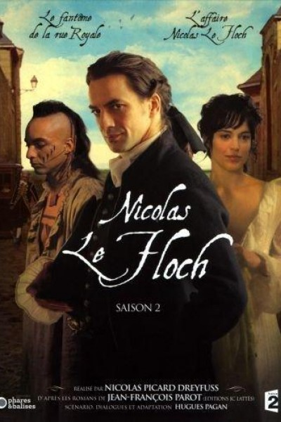 Caratula, cartel, poster o portada de Nicolas Le Floch
