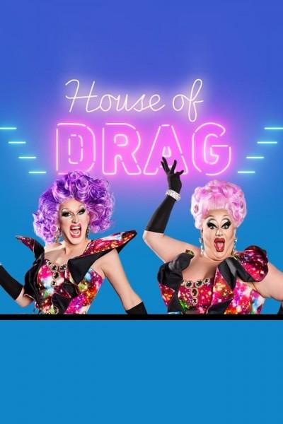 Caratula, cartel, poster o portada de House of Drag