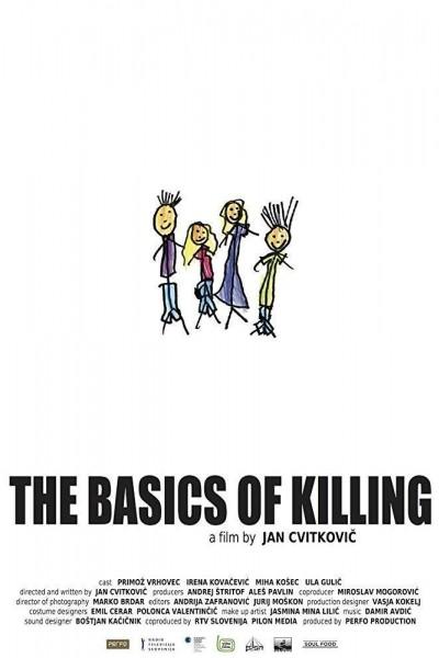 Caratula, cartel, poster o portada de The Basics of Killing