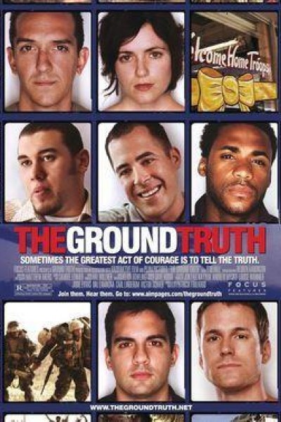 Caratula, cartel, poster o portada de The Ground Truth: After the Killing Ends