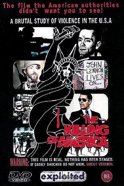 Caratula, cartel, poster o portada de Asesinando Norteamérica