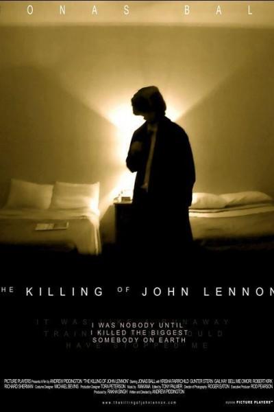 Caratula, cartel, poster o portada de The Killing of John Lennon