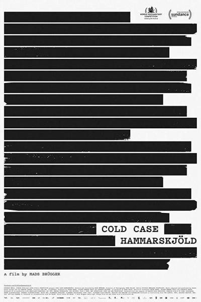 Caratula, cartel, poster o portada de Cold Case Hammarskjöld