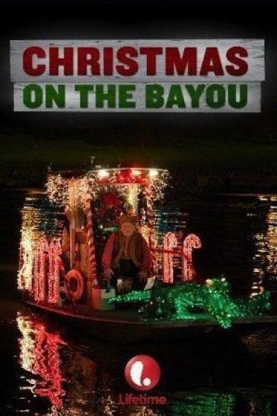 Caratula, cartel, poster o portada de Navidad en el pantano
