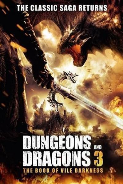 Caratula, cartel, poster o portada de Dungeons & Dragons: The Book of Vile Darkness