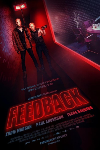 Caratula, cartel, poster o portada de Feedback