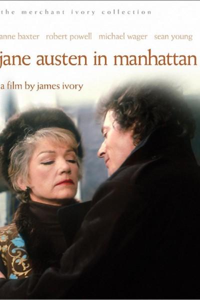Caratula, cartel, poster o portada de Jane Austen en Manhattan