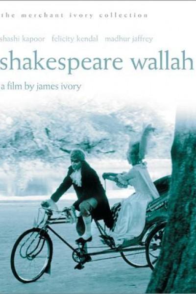 Caratula, cartel, poster o portada de Shakespeare-Wallah