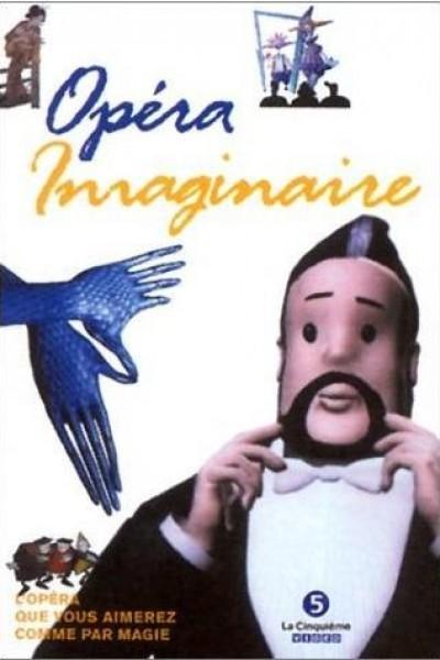Caratula, cartel, poster o portada de Ópera imaginaria