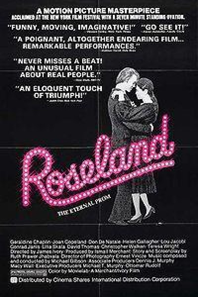 Caratula, cartel, poster o portada de Roseland