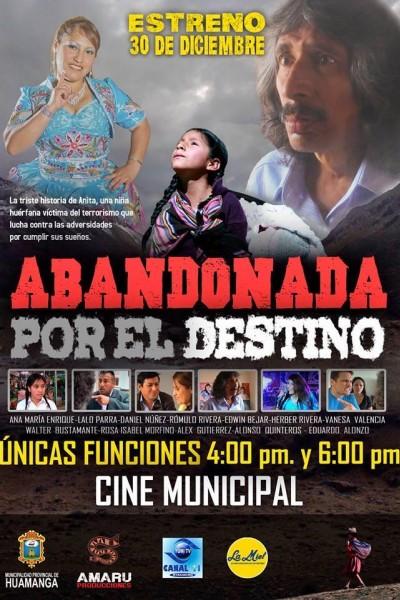 Caratula, cartel, poster o portada de Abandonada por el destino