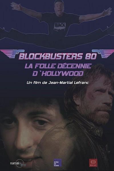 Caratula, cartel, poster o portada de Los 80: Cuando Hollywood jugó duro
