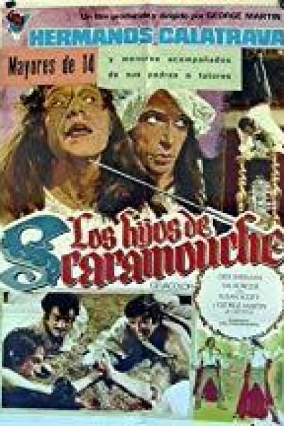 Caratula, cartel, poster o portada de Los hijos de Scaramouche