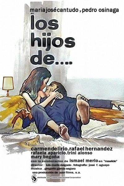 Caratula, cartel, poster o portada de Los hijos de...
