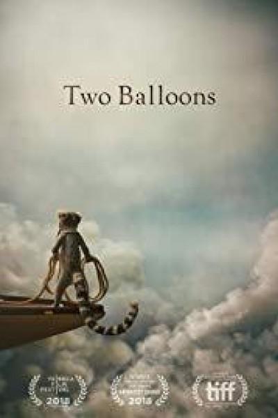 Caratula, cartel, poster o portada de Dos globos