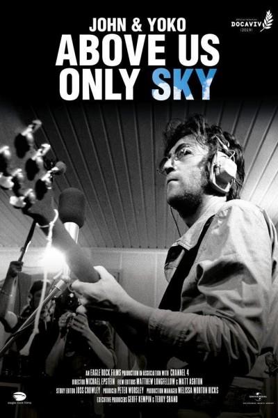 Caratula, cartel, poster o portada de John y Yoko