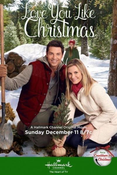 Caratula, cartel, poster o portada de Love You Like Christmas
