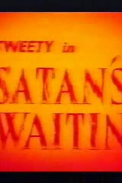 Caratula, cartel, poster o portada de Satanás está esperando