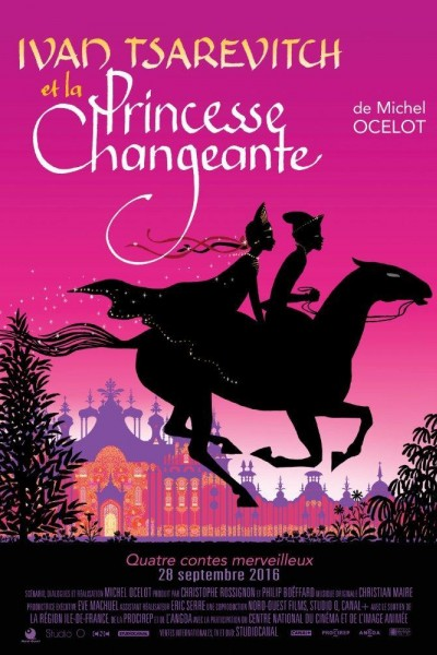 Caratula, cartel, poster o portada de Ivan Tsarévitch et la Princesse Changeante