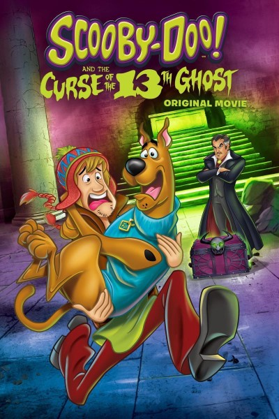 Caratula, cartel, poster o portada de Scooby-Doo! and the Curse of the 13th Ghost