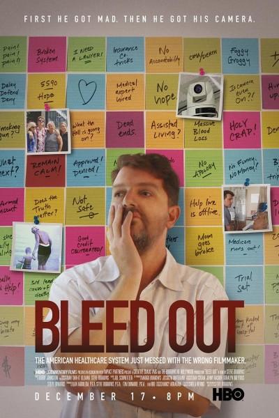Caratula, cartel, poster o portada de Bleed Out