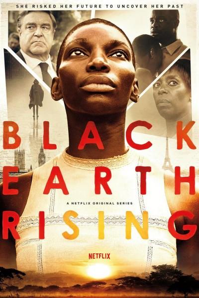 Caratula, cartel, poster o portada de Black Earth Rising