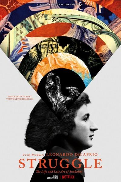 Caratula, cartel, poster o portada de Struggle: The Life and Lost Art of Szukalski