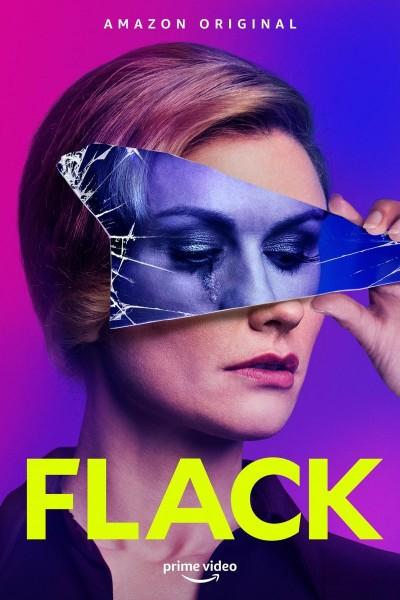 Caratula, cartel, poster o portada de Flack