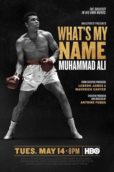 Caratula, cartel, poster o portada de Me llamo Muhammad Ali
