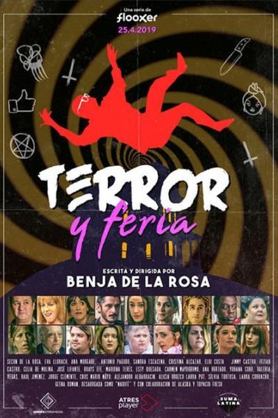 Caratula, cartel, poster o portada de Terror y feria