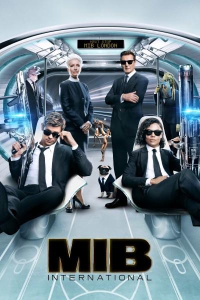 Caratula, cartel, poster o portada de Men in Black International