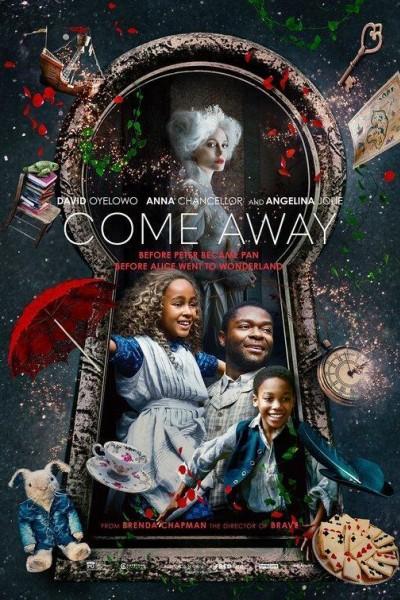 Caratula, cartel, poster o portada de Come Away