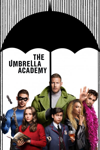 Caratula, cartel, poster o portada de The Umbrella Academy