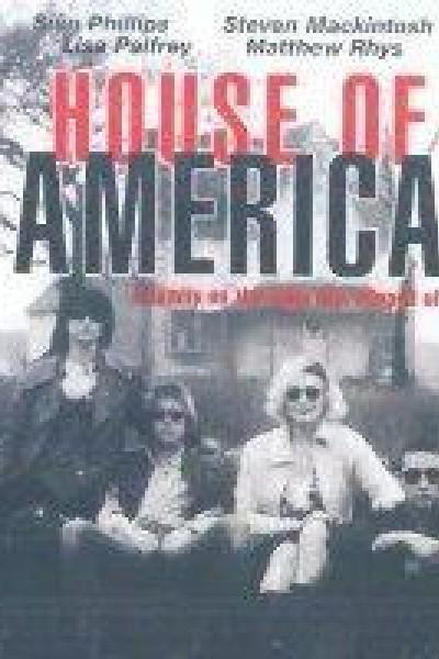 Caratula, cartel, poster o portada de House of America
