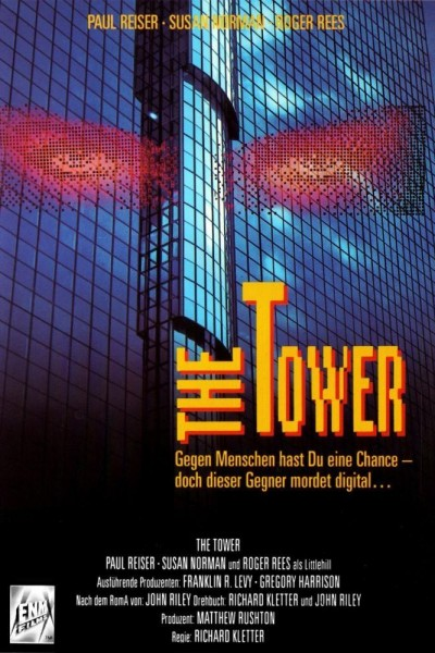 Caratula, cartel, poster o portada de La torre