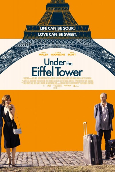 Caratula, cartel, poster o portada de Under the Eiffel Tower