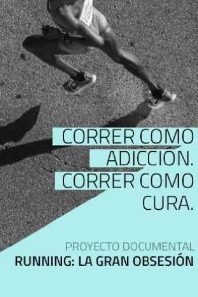 Caratula, cartel, poster o portada de Running, la gran obsesión