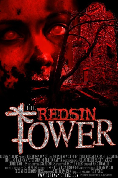 Caratula, cartel, poster o portada de The Redsin Tower