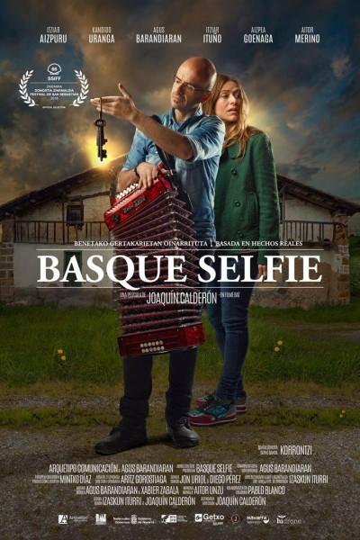 Caratula, cartel, poster o portada de Basque Selfie