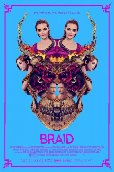 Caratula, cartel, poster o portada de Braid