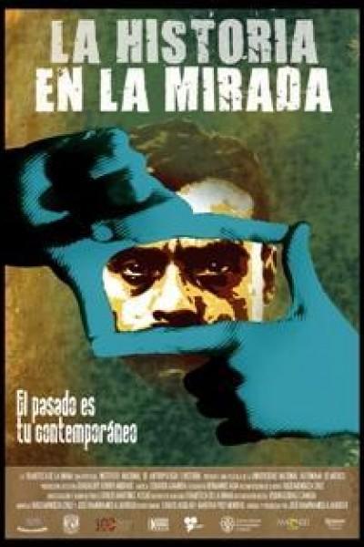 Caratula, cartel, poster o portada de La historia en la mirada