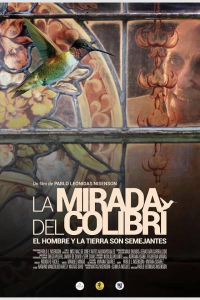 Caratula, cartel, poster o portada de La mirada del colibrí